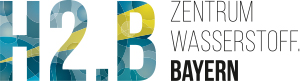 Zentrum Wasserstoff.Bayern Logo